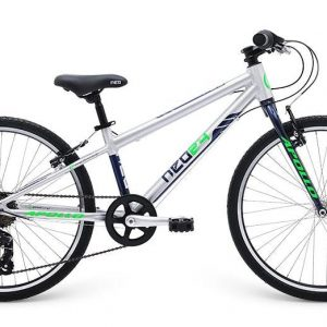 2018 Neo 24 7 Gear Boys Brushed Alloy/Navy Blue/Green