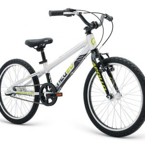 2018 Neo 20 3I Boys Brushed Alloy/Black/Lime