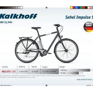 2015 - KALKOFF IMPULSE 9