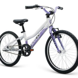 2018 Neo 20 3I Girls Brushed Alloy/Purple/Black